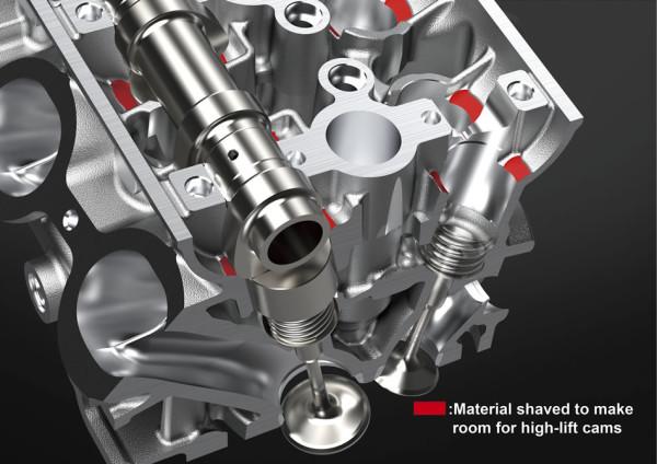 Kawasaki Ninja ZX-10RR 2018 Motor
