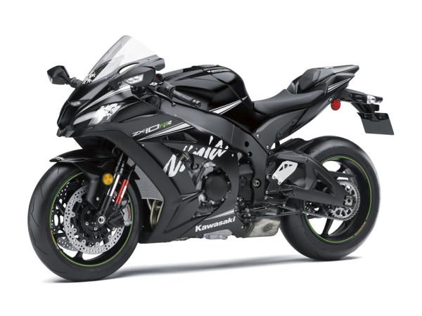 Kawasaki Ninja ZX-10RR 2018 no Brasil