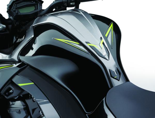 Kawasaki Z1000 R Edition 2018 Tank Pad