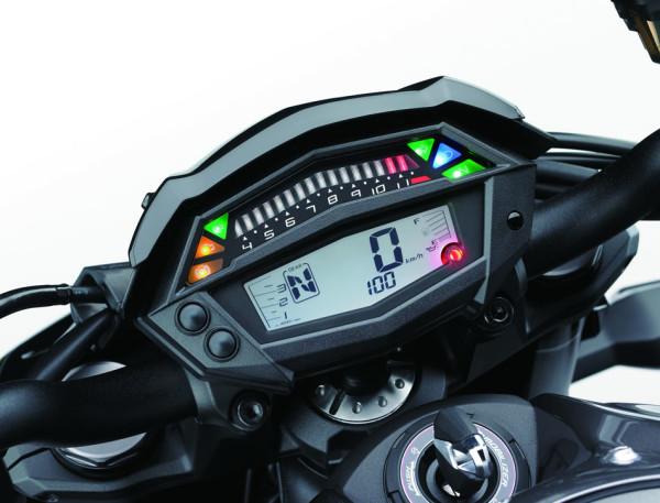 Kawasaki Z1000 R Edition 2018 Painel