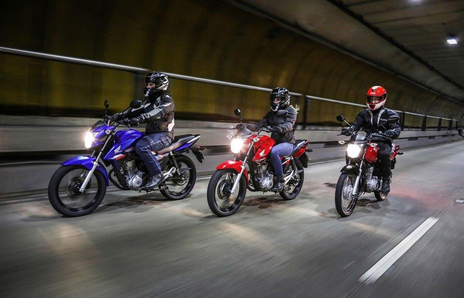 Nova Linha Honda CG 160 2018