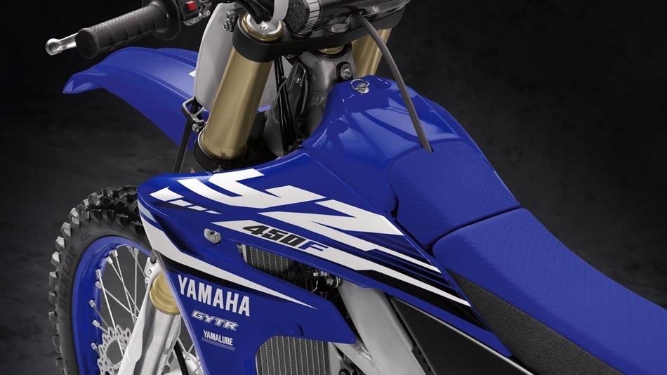Nova Yamaha YZ 450F 2018