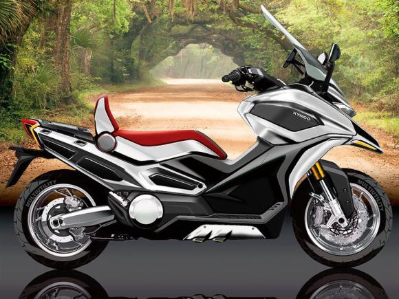 Kymco C Series Concept 1
