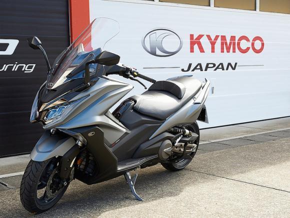 Kymco C Series Concept 6