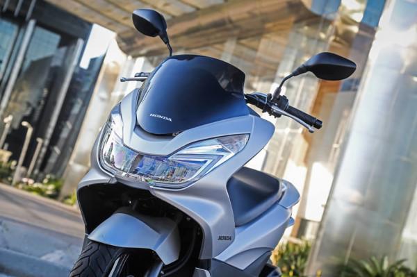 Honda PCX 150 2018 Branco