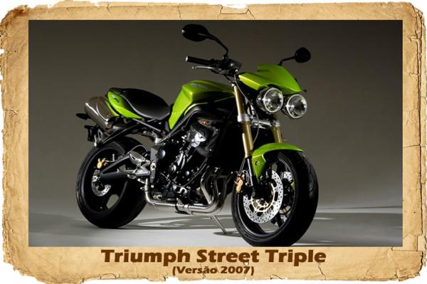 Triumph Street Triple 2007