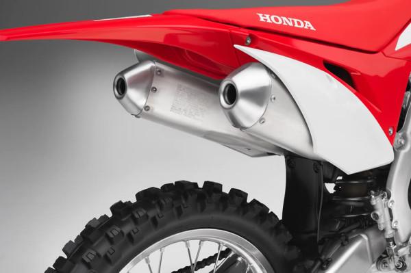 Honda CRF 250R 2018 Escapamento