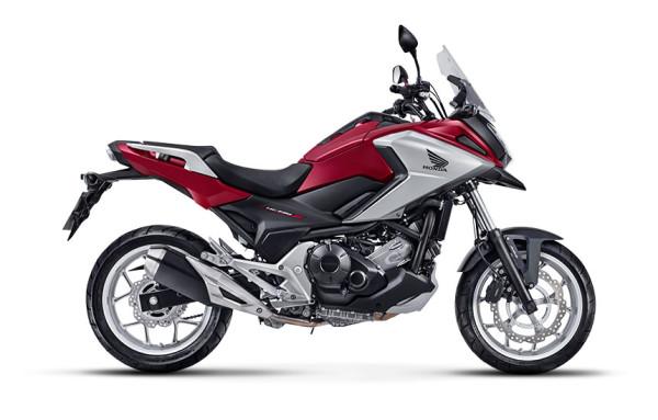Nova Honda NC 750X 2018