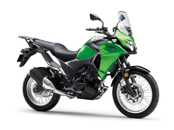 Kawasaki Versys X-300 Verde 2018 Brasil
