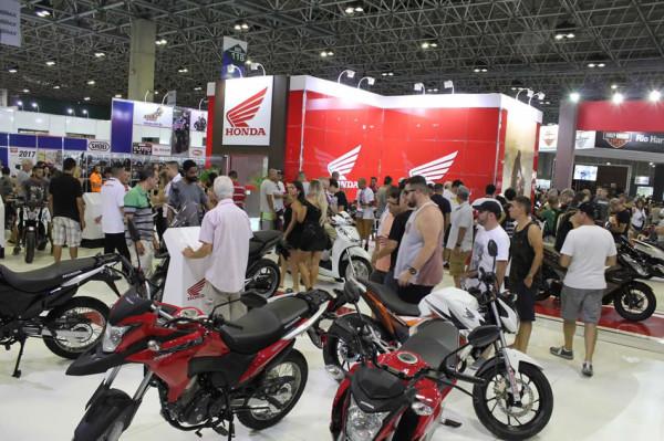 Salão Moto Brasil 2018 Honda