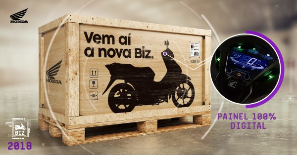 Nova Biz 2018 Painel Digital