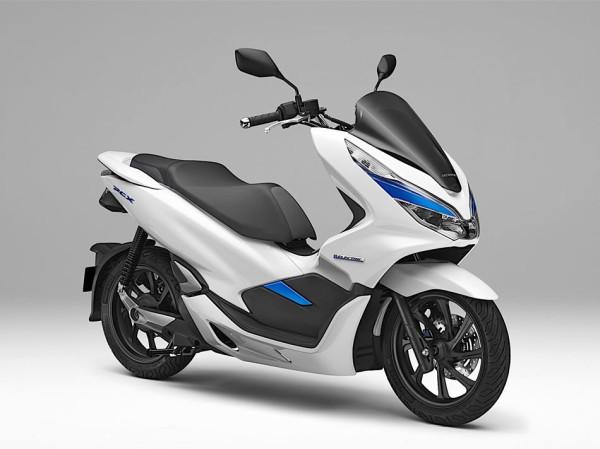 Honda PCX Elétrica (Electric) frente