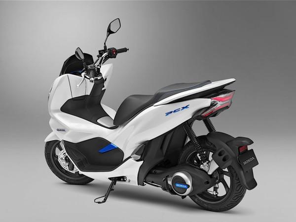 Honda PCX Elétrica (Electric) trás