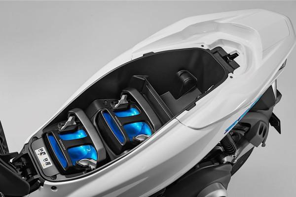 Honda PCX Elétrica (Electric) Bateria