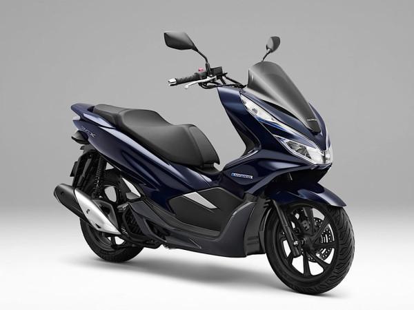 Honda PCX Híbrida (Hybrid)