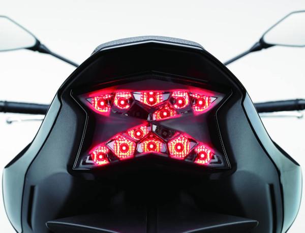 Kawasaki Z900 2018 Lanterna Traseira