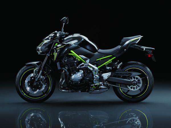 Kawasaki Z900 2018 no Brasil