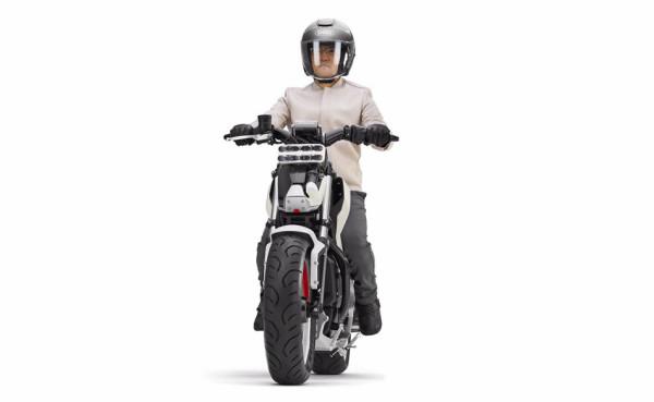 Moto Elétrica Honda Riding Assist-e
