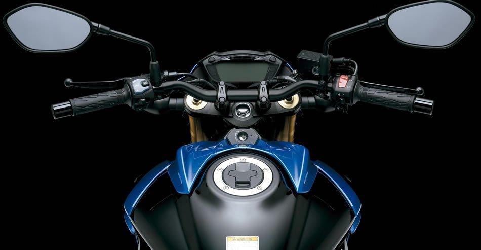 Nova Suzuki Gsx S 750 Brasil Painel Motorede