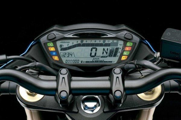 Nova Suzuki GSX-S 750 Brasil Painel de Instrumentos