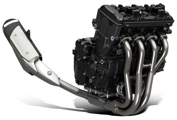 Nova Suzuki GSX-S 750 Brasil Motor
