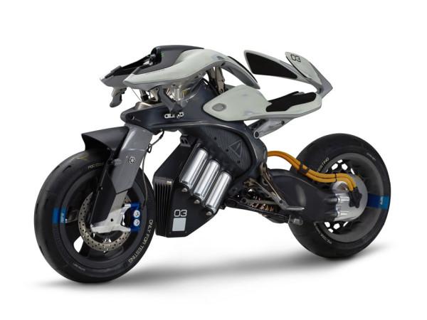 Motoroid, moto inteligente da Yamaha