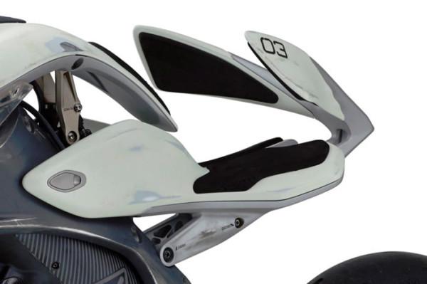 Yamaha Motoroid Assento