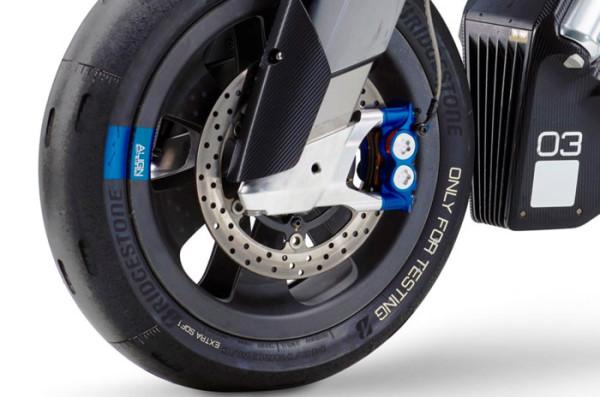 Yamaha Motoroid Freio Dianteiro