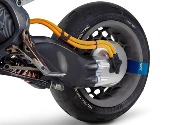 Yamaha Motoroid Freio Traseiro