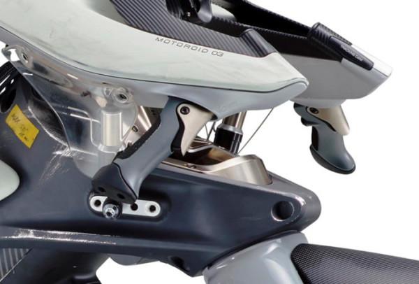 Yamaha Motoroid Suspensão Guidão