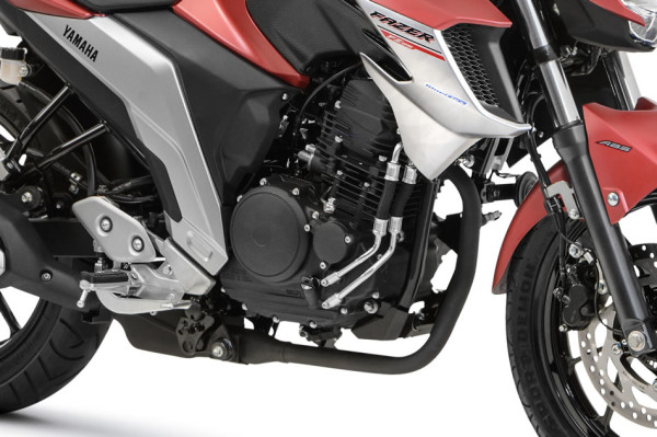 Nova Fazer 250 ABS 2108 Motor