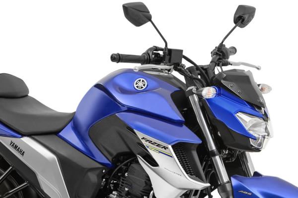 Nova Fazer 250 ABS 2108 Azul farol