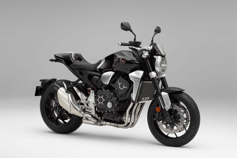 Honda CB 1000R 2018 Frente
