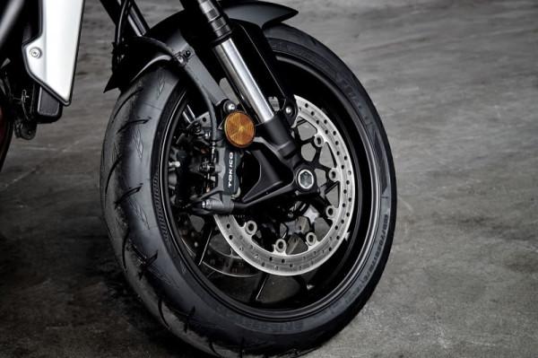 Honda CB 1000R 2018 Freio Dianteiro