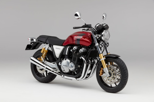 Honda CB1100 RS lateral
