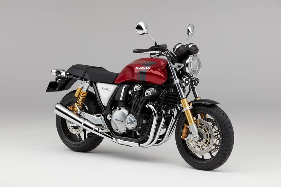 Honda CB1100 RS lateral