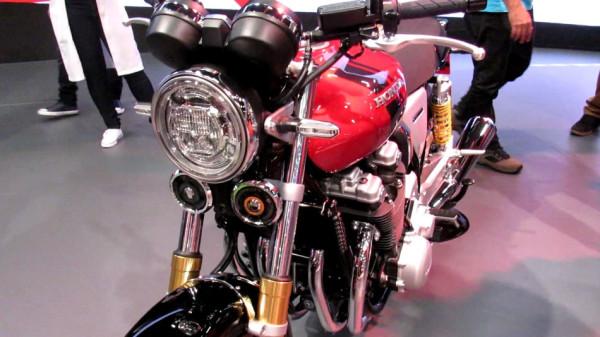 Honda CB1100 RS Salão Duas Rodas