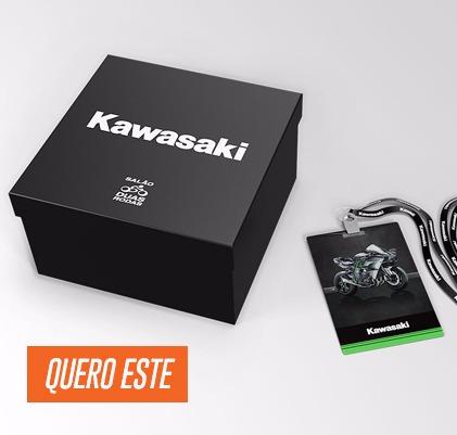Kawasaki Salão Duas Rodas 2017