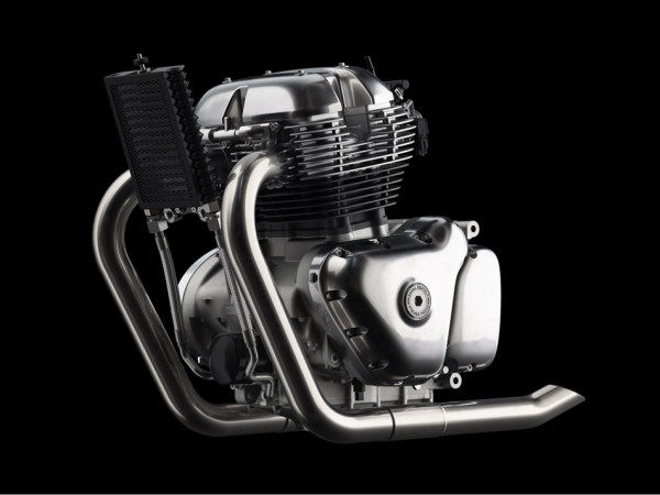 Motor 650cc Royal Enfield