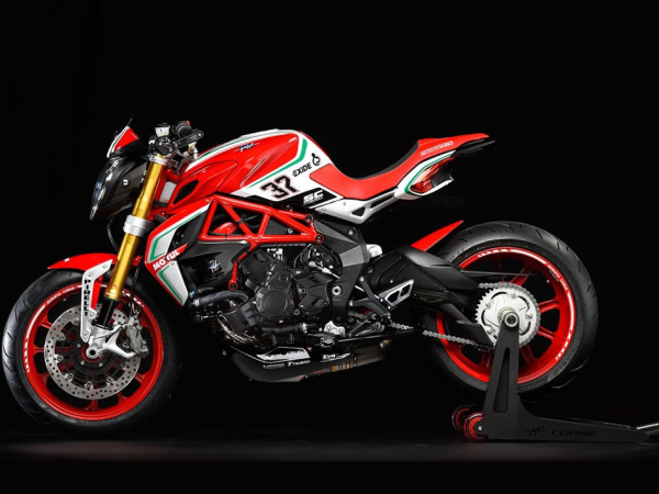 MV Agusta Dragster 800 RC 2018 lateral