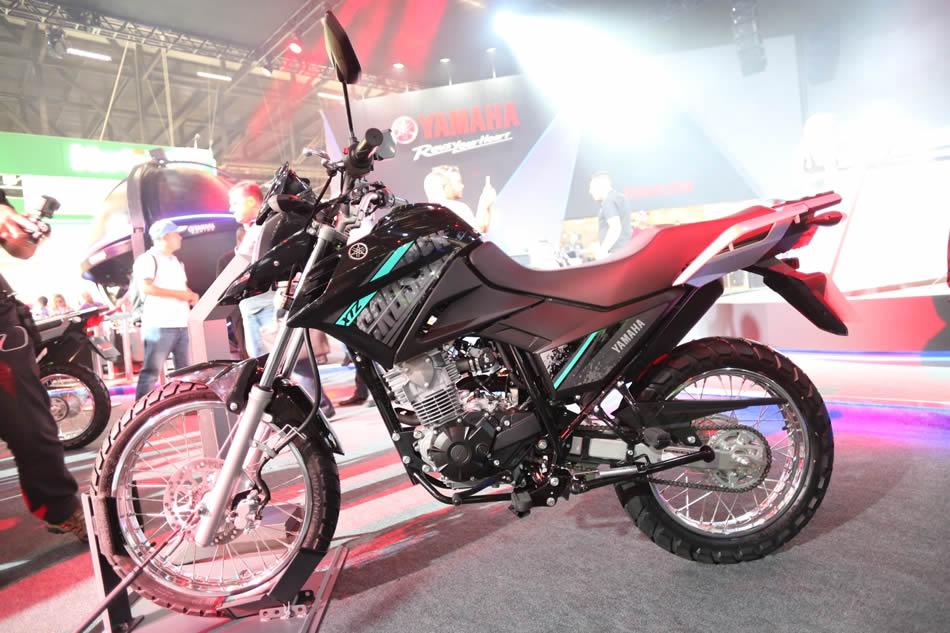 Nova Crosser S 2018 Preta Motorede