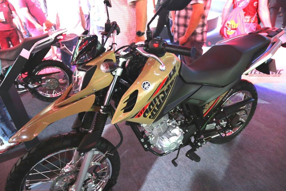 Nova Crosser Z 2018 Dakkar Para Lama Dianteiro Motorede