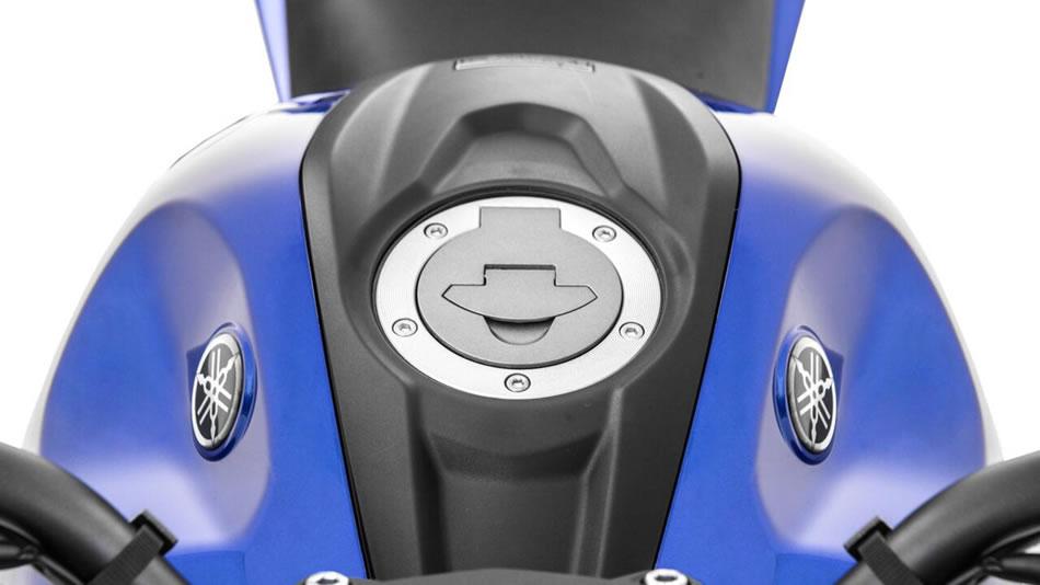 Nova Yamaha Fazer 250 2018 Tanque Motorede
