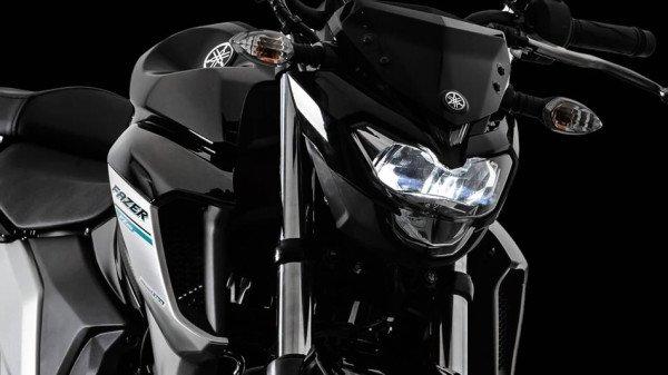 Nova Yamaha Fazer 250 2018 Farol