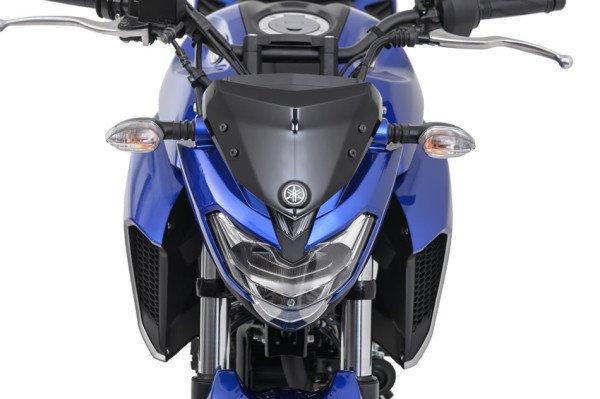 Nova Yamaha Fazer 250 2018 Farol Dianteiro