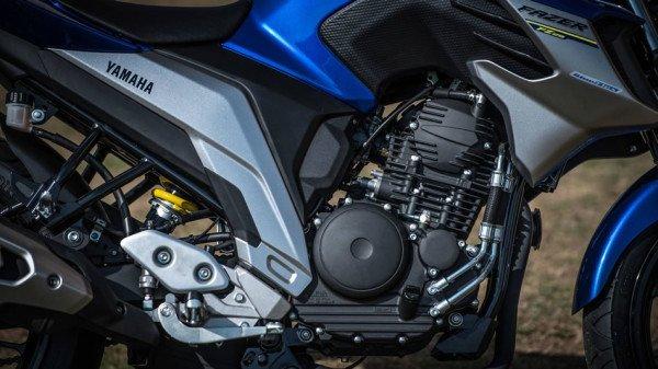 Nova Yamaha Fazer 250 2018 Motor