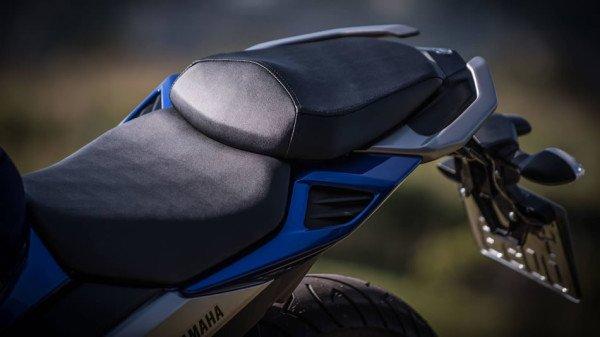 Nova Yamaha Fazer 250 2018 Novo Assento