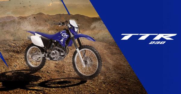 Yamaha TTR 230 2018 Preço