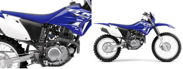 Yamaha TTR 230 2018 Detalhes Motor