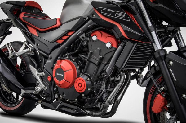 CB 500F Conceito Mainbonde Motor